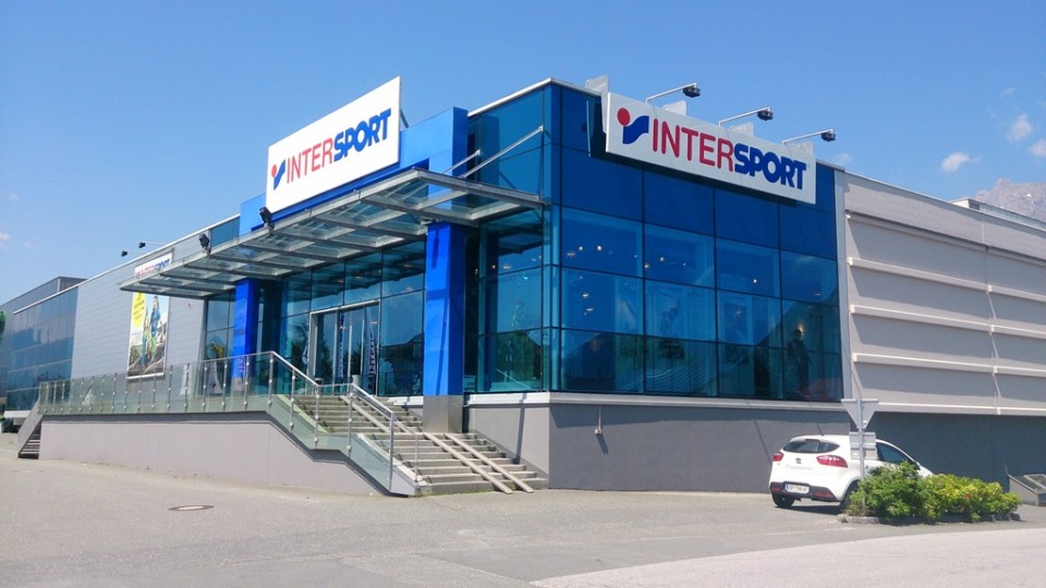 Referenz – Intersport St. Johann in Tirol