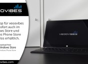 NEU: veoovibes App im Windows Store