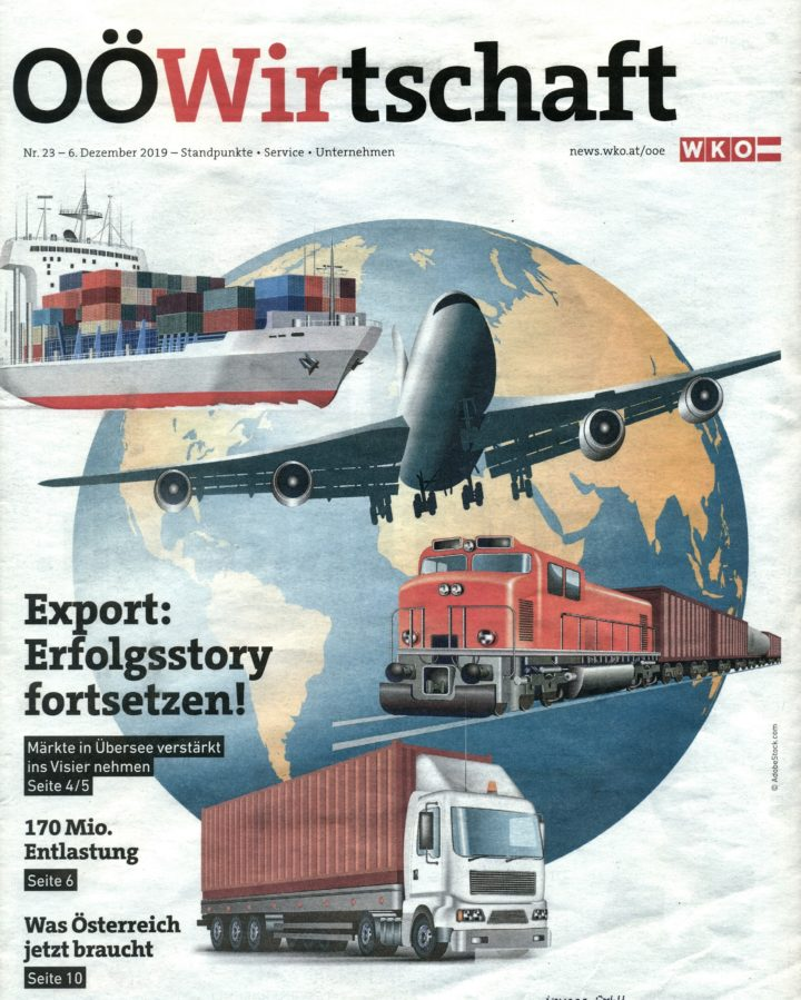 OÖ Wirtschaft – Business Inside