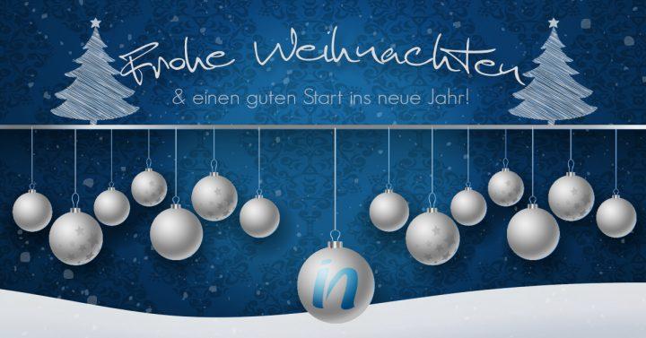 Frohe Weihnachten Und Guten Rutsch In Neues Jahr.Frohe Weihnachten Und Einen Guten Rutsch Ins Jahr 2019 Inveoo