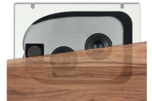 NEU: unsichtbare Lautsprecher für den Möbeleinbau