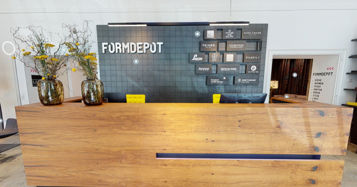 FORMDEPOT – Virtual Reality Tour