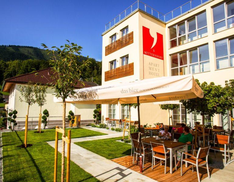 's Mitterndorf Apartmenthotel – Traunkirchen – OÖ