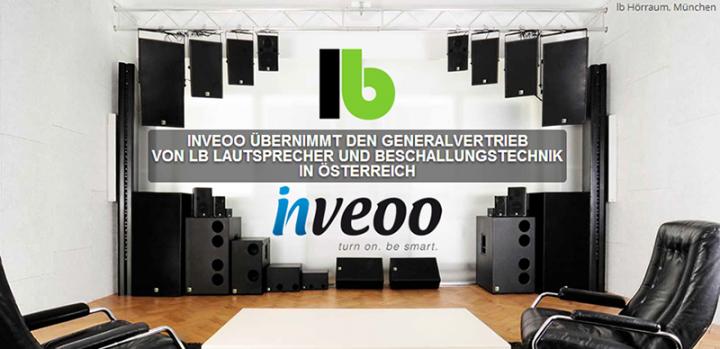 """Generalvertrieb von """"lb Lautsprecher und Beschallungstechnik"""" in Österreich"""