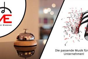 """Neue Partnerschaft mit """"Music Engine"""""""
