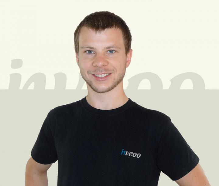 Neuer Mitarbeiter im Team von inveoo