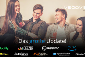 veoovibes – das große Update!
